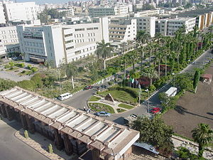 Mansura: Image:Mansoura University
