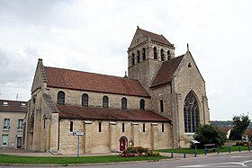 image illustrative de l'article Église Sainte-Anne de Gassicourt