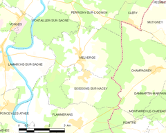Map commune FR insee code 21680.png