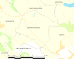 Map commune FR insee code 31074.png