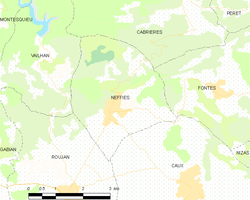 Map commune FR insee code 34181.png