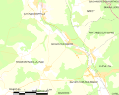 Map commune FR insee code 52265.png