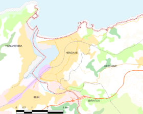 Map commune FR insee code 64260.png