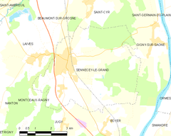 Map commune FR insee code 71512.png