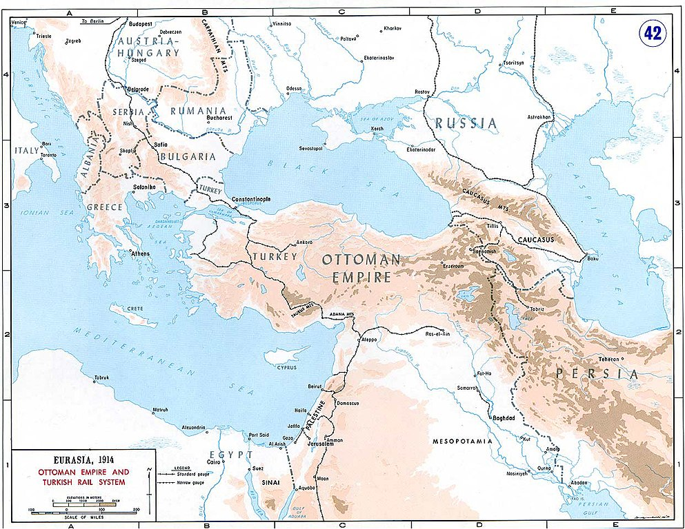the collapse of the ottoman empire at the balkan The slaughter of the knezes: the serbian uprisings and the ottoman empire,  1804-30  the rebellion marked the beginning of modern history on the balkan   of ottoman rule that separated the collapse of the medieval serbian empire  and.