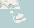 Map of Treskelbakkeholm.png