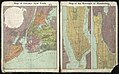 Map of greater New York - Map of the borough of Manhattan (14960287382).jpg