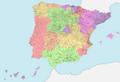 Mapa municipal de España y Portugal.png