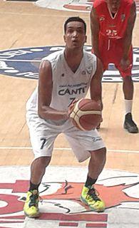 Marcel Jones (basketball) American/New Zealand basketball player