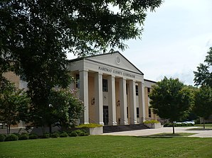 Marengo County Courthouse