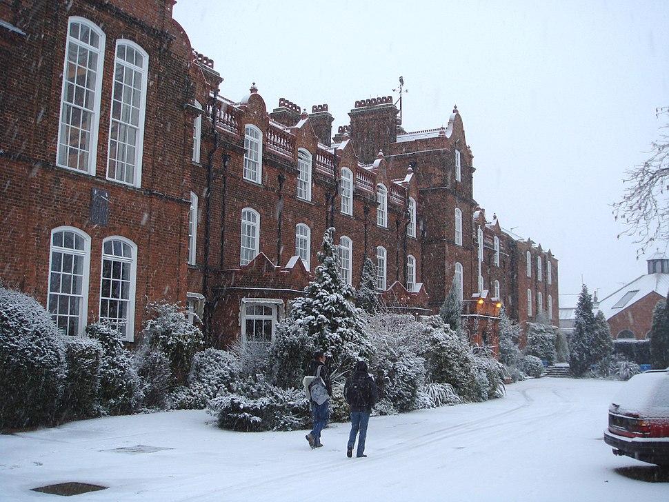Margaret Wileman Building, Hughes Hall