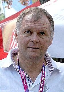 Marian Woronin Polish athlete