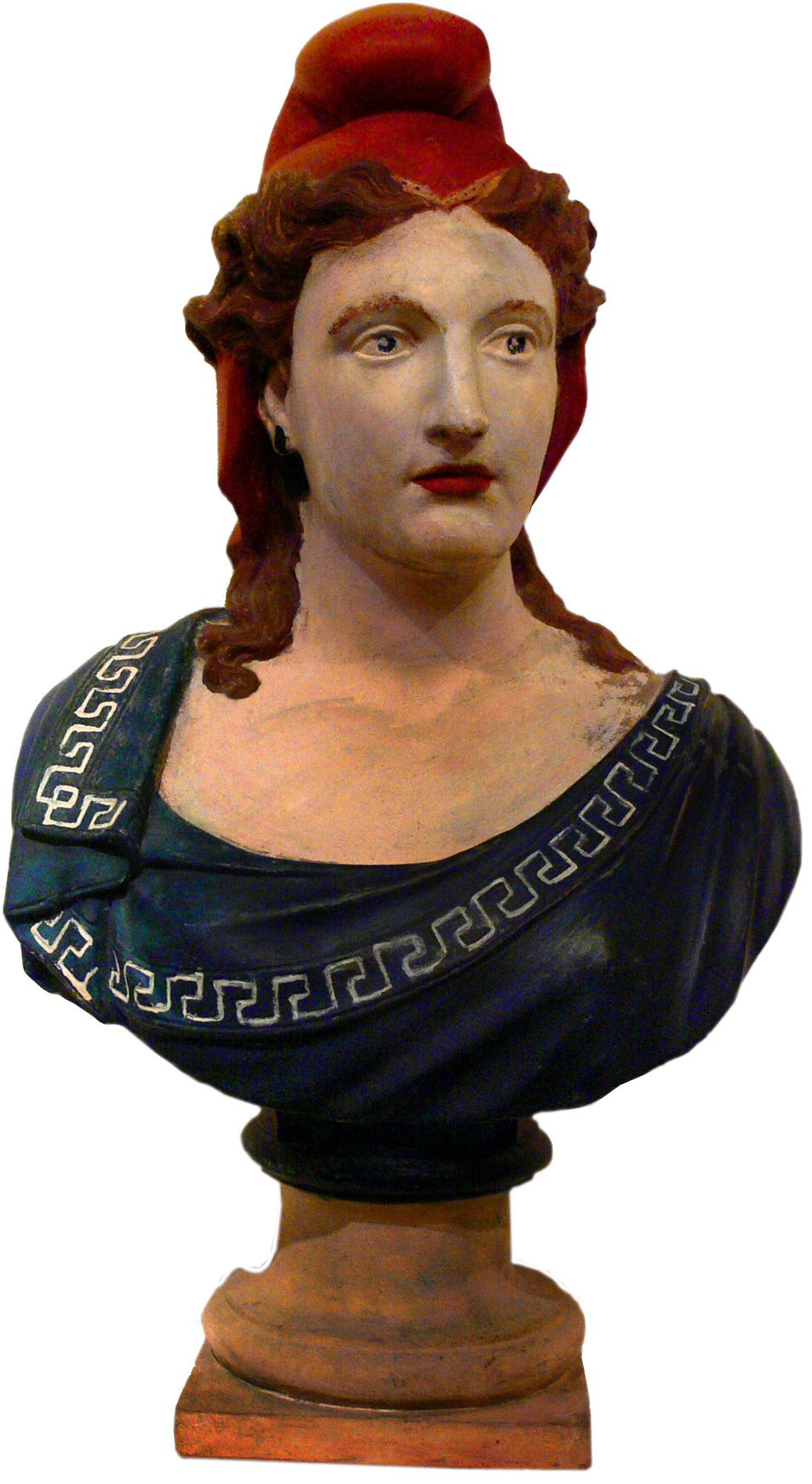 Marianne - symbol of French Republic