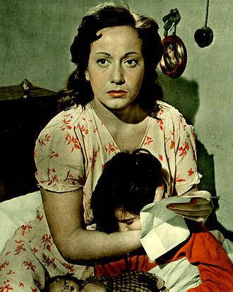 Marisa Merlini - Merlini in Tormento d'anime (1951)