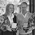 Marjan Brandsma en Joop Admiraal (1982).jpg