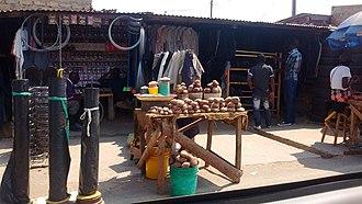 Kapiri Mposhi - Market