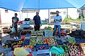 Market of fruits and vegetables, in the bazaar of Peja.jpg