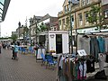 Market stalls in Middle Street - geograph.org.uk - 510422.jpg
