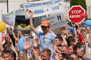 March for Life and Family - Image: Marsz dla zycia i rodziny 2007 06