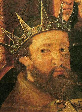 Gonfalonier of the Church - Image: Martín I de Aragón