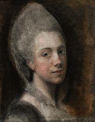 Portret Marianny Franciszki z Marunowskich Pierożyńskiej