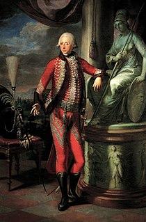 Nikolaus II, Prince Esterházy Hungarian prince