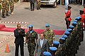 Martin Kobler, new SRSG in the D.R. Congo, arrives at MONUSCO HQ in Kinshasa to assume his duties, 13 August 2013. (9501218265).jpg
