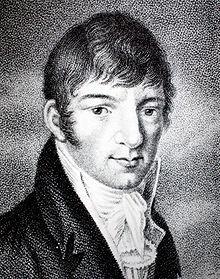 Hinrich Lichtenstein ca. 1806 (Source: Wikimedia)