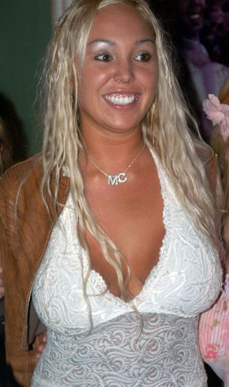 Mary Carey (actress) - Carey at an industry party in 2005
