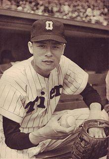 Masaaki Koyama Japanese baseball player