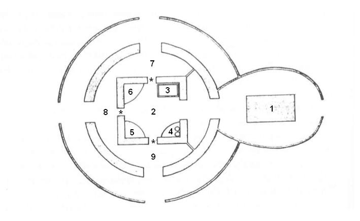 Masgid structure