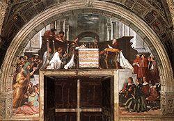 Raffael: The Mass at Bolsena