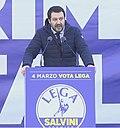 Matteo Salvini - Manifestazione Piazza Duomo - 24 Febbraio 2018.jpg