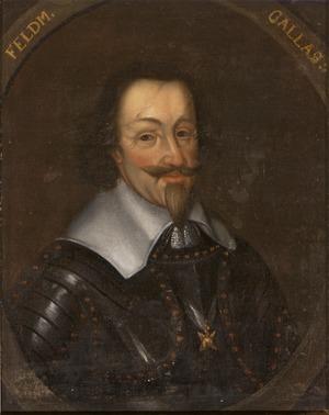 Matthias von Gallas, 1584-1647 - Nationalmuseum - 15463