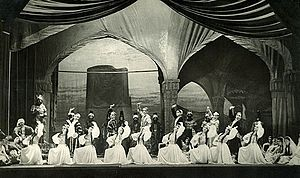 "Afrasiyab Badalbeyli - Scene from the ""Maiden Tower"" ballet"