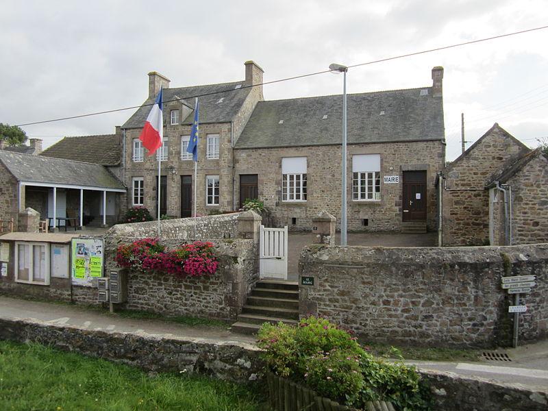 Mairie de fr:Maupertus-sur-Mer