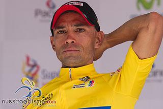 Mauricio Ortega (cyclist) Colombian racing cyclist