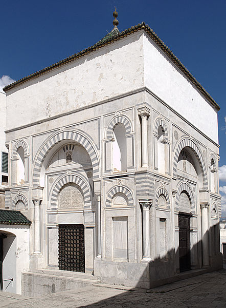 File:Mausolée Sidi Youssef, Tunis, 21 septembre 2013, (02).jpg