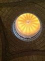 Mausoleul Eroilor (1916 - 1919) - cupola din obscur.JPG