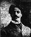 Max Mac Levy portrait in the New York Sun in 1905.jpg