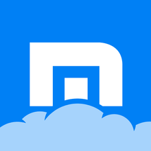 Description de l'image Maxthon-Cloud-Web-Browser-Icon.png.