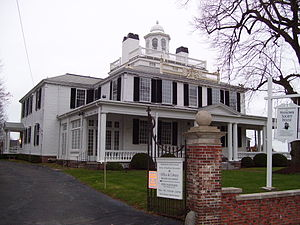 The Mayflower Society - Mayflower House Museum in Plymouth, Massachusetts