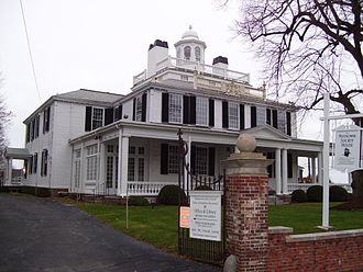 Lidian Jackson Emerson - Mayflower House Museum in Plymouth, Massachusetts: the girlhood home of Lidian Emerson