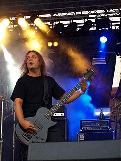 Necrobutcher Norwegian musician