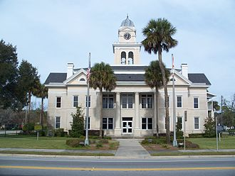 Lafayette County, Florida - Image: Mayo FL new crths 01