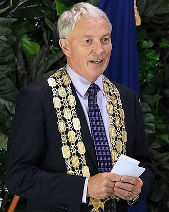 Phil Goff - Goff in 2018