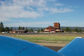McCall Municipal Airport - The USFS Smokejumper Firefighting Base
