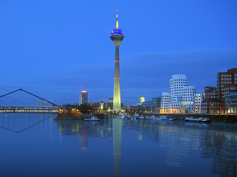 7. Düsseldorf