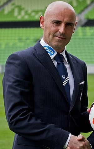 Kevin Muscat - Muscat in 2013