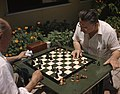 Men playing chess in St. Petersburg, Florida (8969268815).jpg